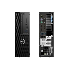 Dell Precision 3000 Series (3430) SFF - Intel i3-8100, 4GB DDR4, 500GB Sata HD, Intel UHD Graphics, W10 Pro, 200W PSU, HDMI, 3 Years NBD Warranty (F4XKXS2)