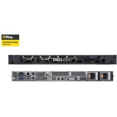 "Dell EMC PowerEdge R6515  (1U Rack Server 10 x 2.5"" Chassis)   -  AMD EPYC 7302P,  128GB ,  2 x 480GB SSD ,  Mellanox ConnectX-5 DP 10/25GbE,  Redundant Power,  PERC H740P , Dell 5YRS NBD,  (11AOBYHP873)"