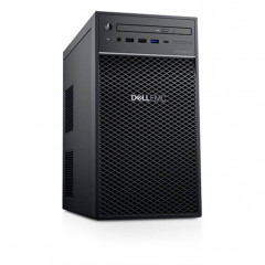 "Dell PowerEdge T40 ---- Xeon® E-2224G, 8GB (1x8GB),  2 x 1 TB  Enterpise SATA 3.5"", 8 x DVD +/- RW,  RAID: Intel© VROC - RAID modes 0,1,5, and 10, DELL - 5 YEARS NEXT BUSINESS DAY (11AO68MPYH2)"