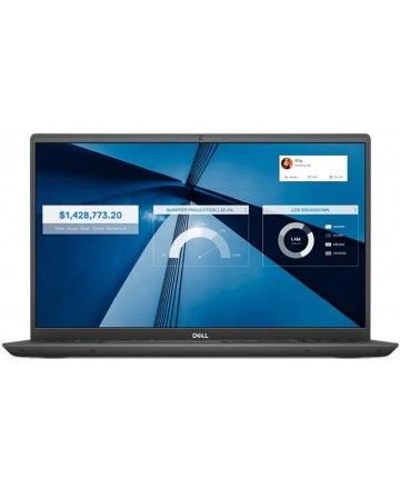 """Dell Vostro 7500  Business 15.6"""" Laptop (i7-10850H, 16GB, 512GB, 15.6"""" FHD, 4GB NVIDIAi, Windows 10 ProDell 3 Years NBD   -3GX9)"""