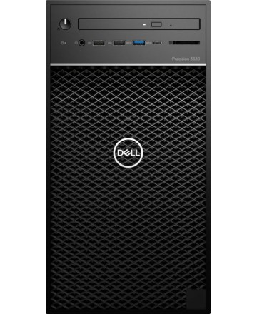 Dell Precision 3650 Mini Tower CAD PC, -,  Intel® Xeon® W-1350P  , 16GB (1 x 16GB), 1TB PCIe NVME SSD , NVIDIA Quadro RTX 4000 8GB (3DP), Virtual Link , DELL - 3 YEARS NEXT BUSINESS DAY, D971XG3, 9247