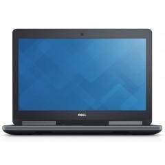 "Dell Precision M7510 Mobile WorkStation Ex-Lease - Intel i7-6820HQ, 32GB DDR4, 500GB NVMe SSD, 500GB Sata, 15.6"", 1920 x 1080, 4GB M2000M, Win 7 Pro, Wifi/BT, 180 Days RTB Warranty (EL11GGP2GC2)"