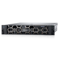 Dell  EMC 14G PowerEdge R740 Rack Server (2U)    -     2 x Xeon® Gold 5118, 12 Cores, 128GB,  2 x 300gb SAS,  2 x 3.84TB SSD SAS, PERC H730P, Dell  5Yrs NBD (11AOJDS6673)