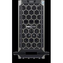 Dell PowerEdge T440 Tower Server (Powerful, expandable and quiet) -- Xeon Bronze 3206R , 32GB ( 2 x 16GB), 6 x 2TB 7.2K  NLSAS 12Gbps, 2 x 495W HP, DELL 5YRS NBD ON SITE (11AOJHGPL73)
